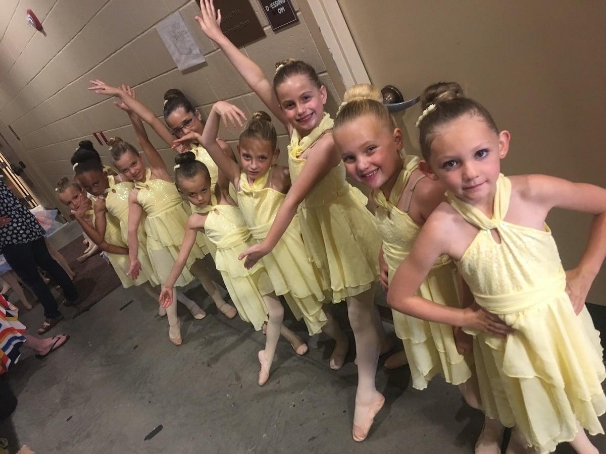 free trial dance classes